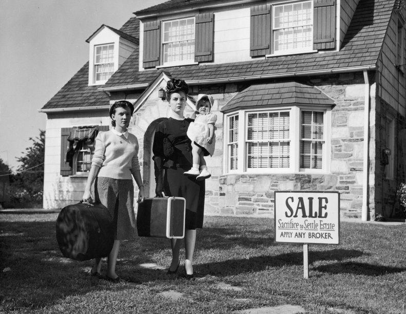 American home 1955