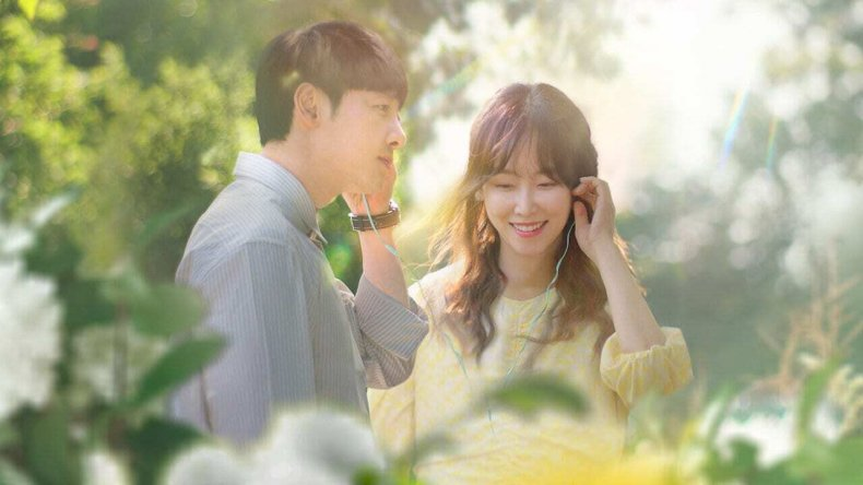 """Still from K-drama """"You Are My Spring"""""""