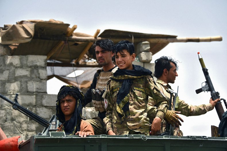 Russia Closes Consulate: Taliban Wins Northern Afghanistan