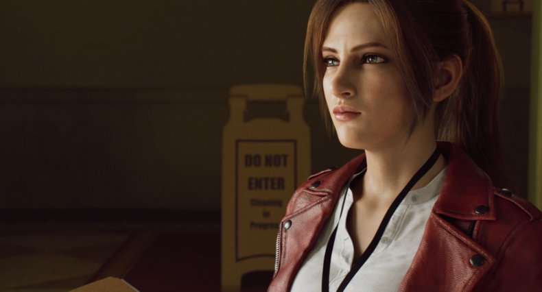 Claire Appears in Resident Evil: Infinite Darkness