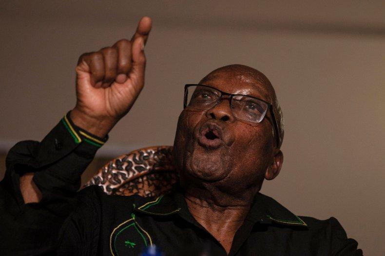 Jacob Zuma Petition