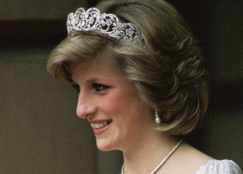 Princess Diana's Spencer Tiara
