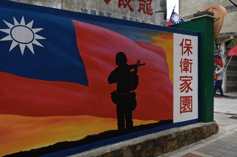 taiwan us china