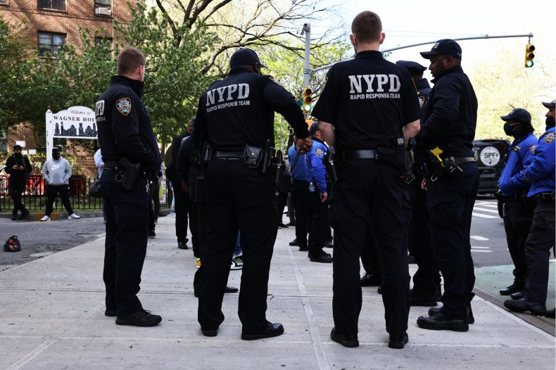 Shootings Down in June NYPD Reports