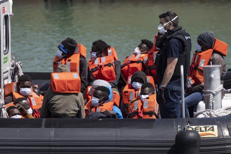 U.K. Migrants