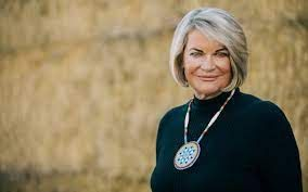 Sen. Cynthia Loomis Wyoming