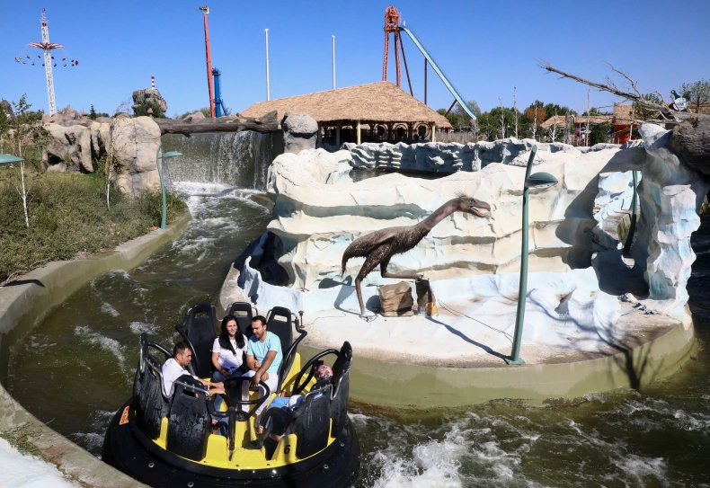 Water Ride Results in Child Death