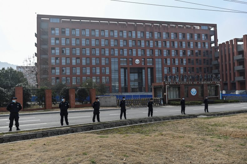 World Health Organization-Wuhan