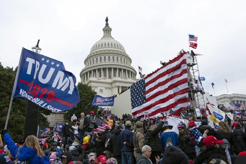 January 6 Capitol Mob