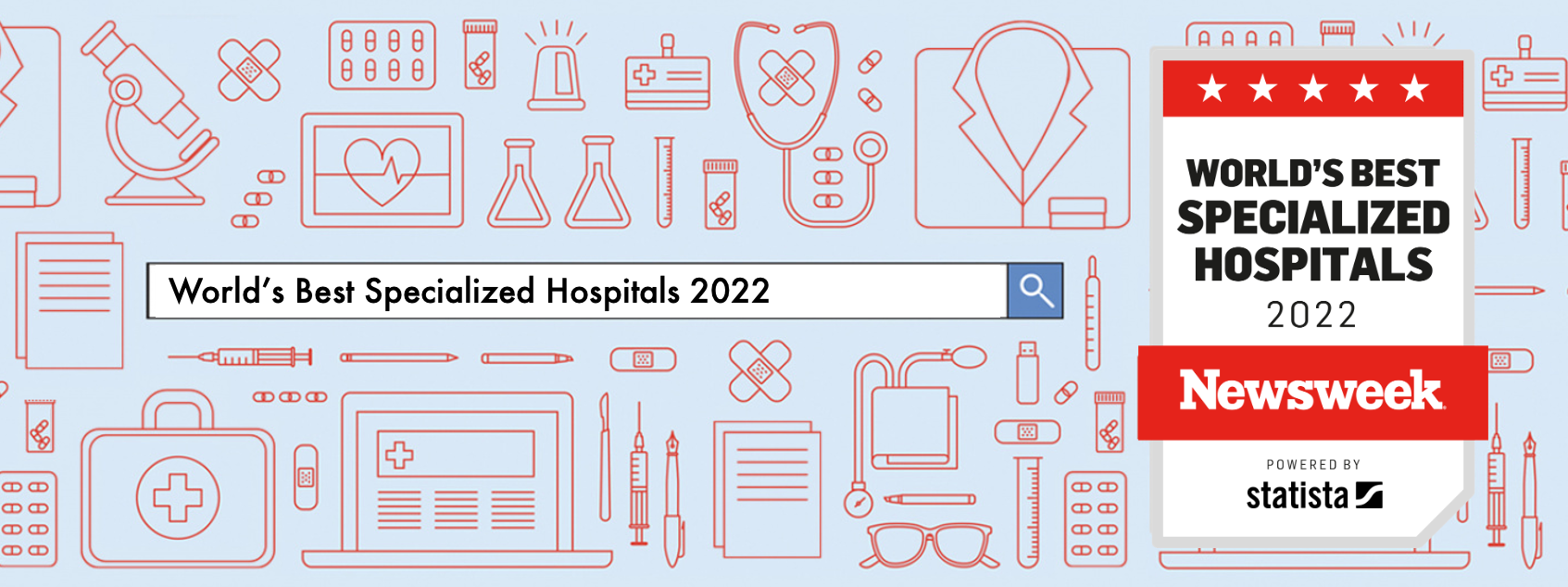 World's Best Specialized Hospitals 2022