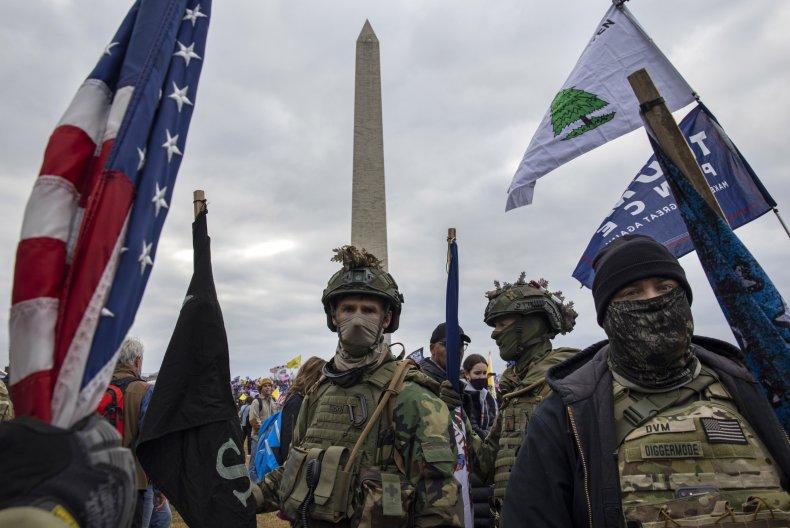FBI Capitol riots new videos assaulting police