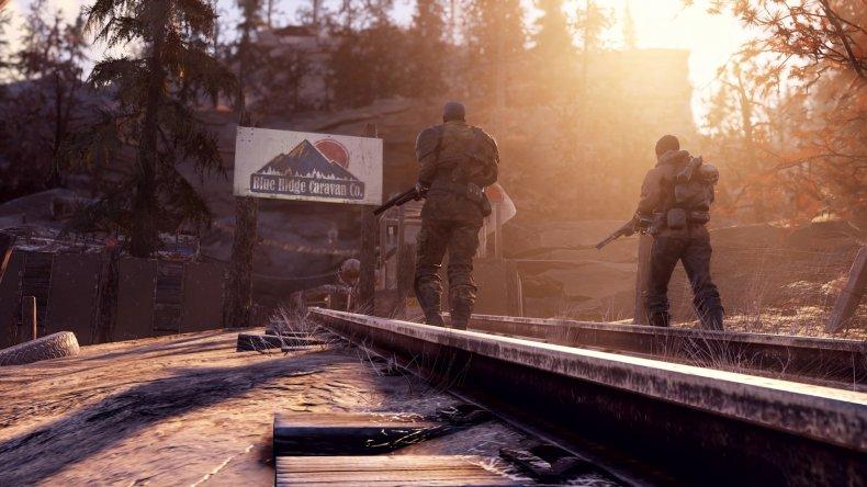 Blue Ridge Caravan Company in Fallout 76