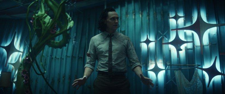 Tom Hiddleston in Disney+ series Loki