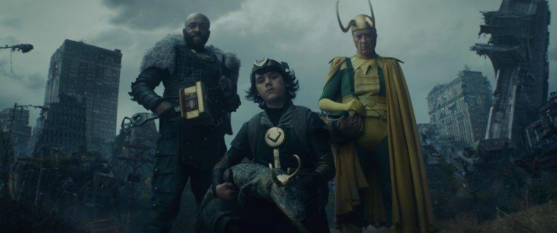 Multiple versions of Loki