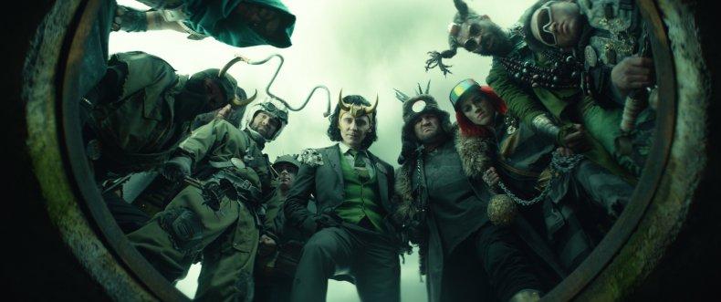 President Loki appearance in Loki