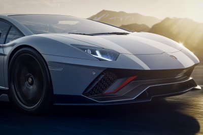 Lamborghini Aventador LP 780-4 Ultimae coup
