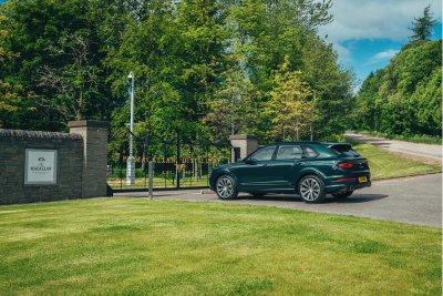Bentley Motors The Macallan Estate