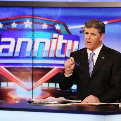 Host Sean Hannity on Fox