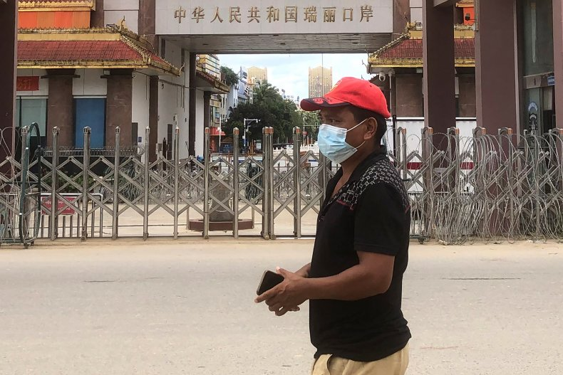 Ruili China