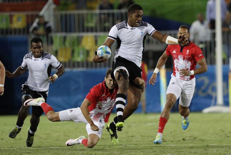 Fiji Rugby Sevens Team