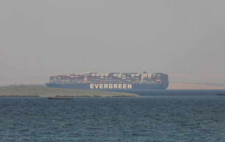 Ever Given Finally Leaves Suez Canal