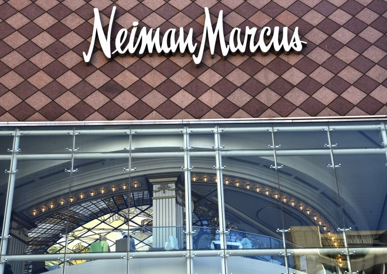 Neiman Marcus Store Pictured in San Francisco