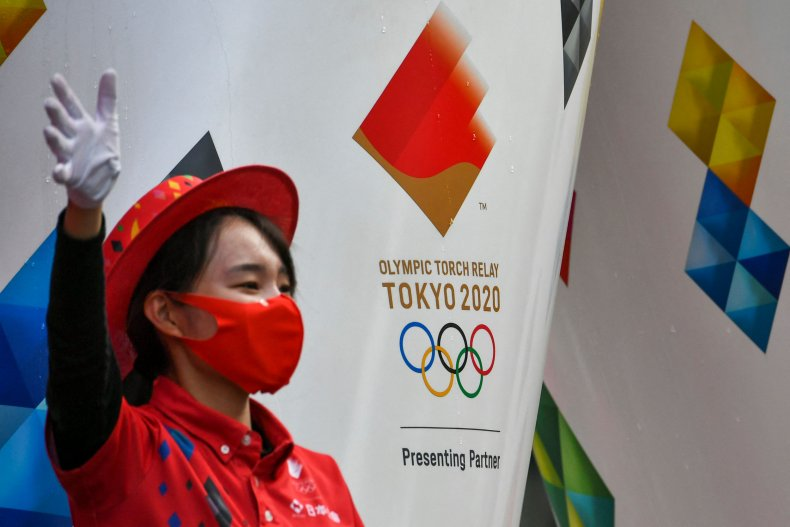 Tokyo Prepares For Mid-Pandemic Olympic Games