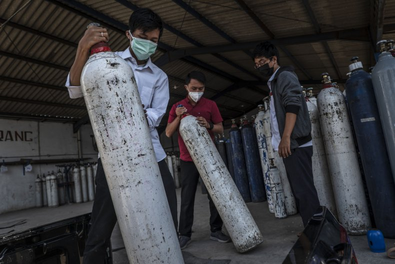 Oxygen Supplies Indonesia