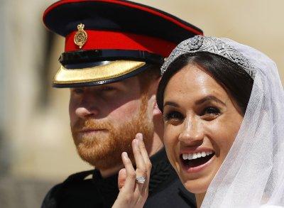 Harry and Meghans Royal Wedding