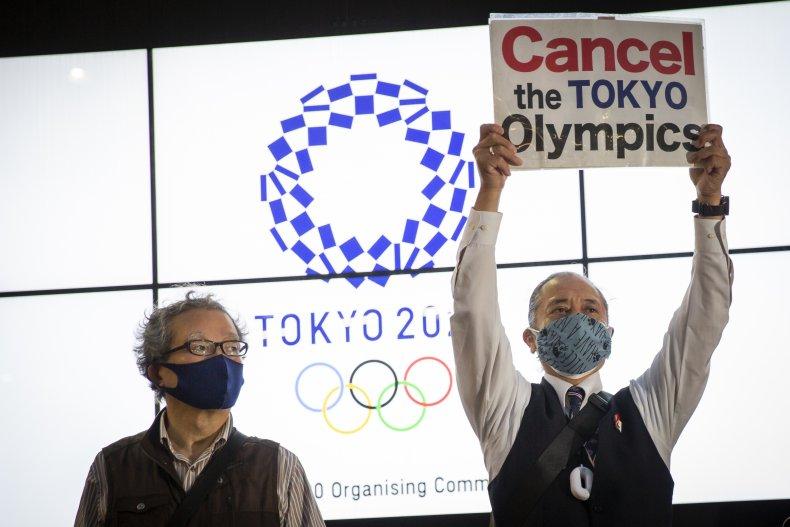 Cancel Tokyo Olympics