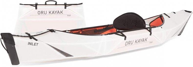 best cheap kayaks oru inlet