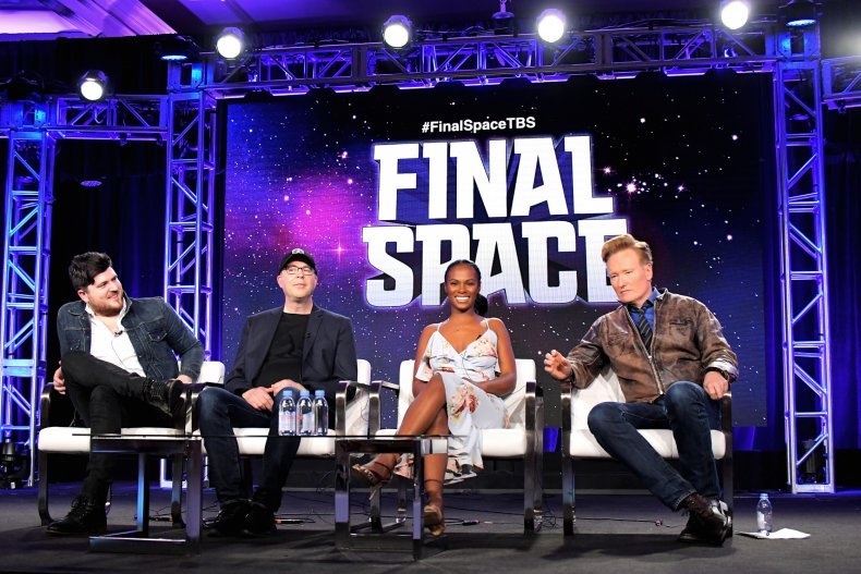 """Cast of """"Final Space"""""""