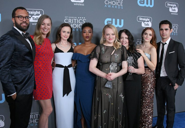 """Cast of """"The Handmaid's Tale"""""""