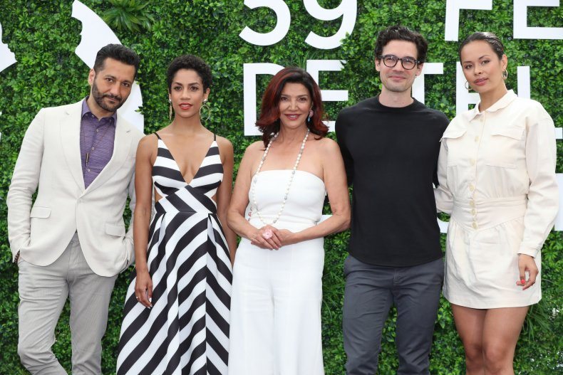 """Cast of """"The Expanse"""""""
