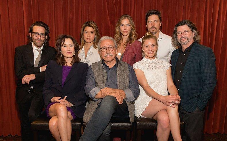 "Cast of ""Battlestar Galactica"""