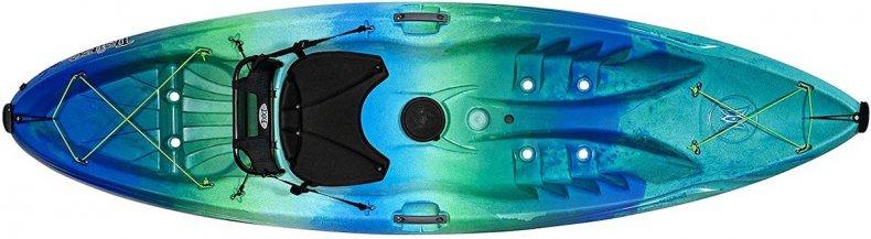 best cheap kayak perception tribe 9.5