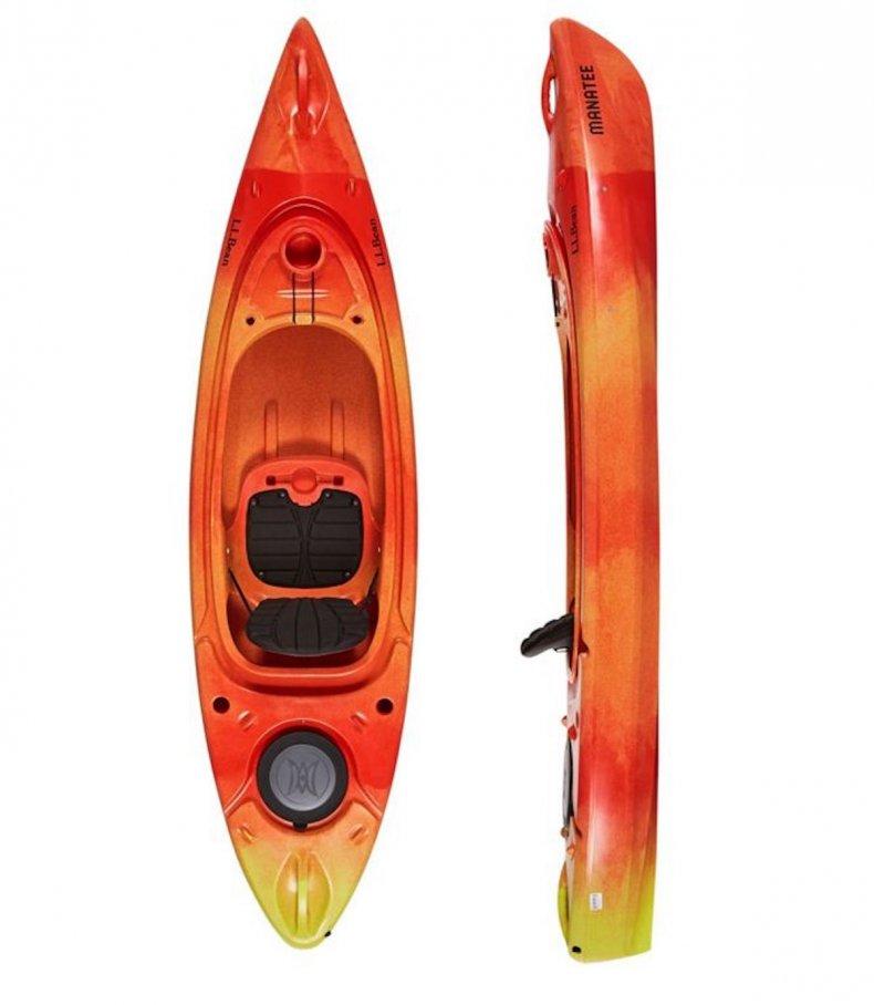 best cheap kayaks llbean manatee