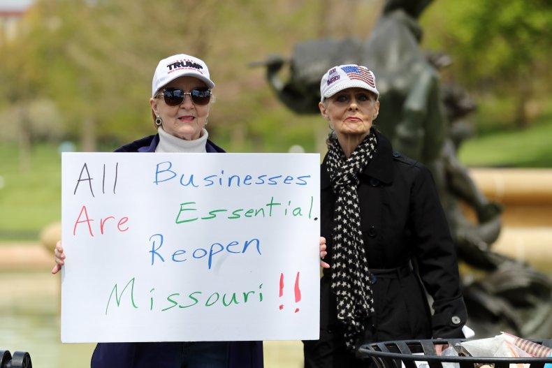 Missouri protests