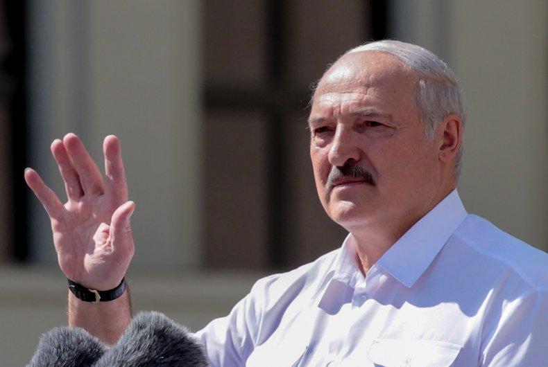 Aleksandr Lukashenko Belarus Jews Israel Antisemitism Holocaust