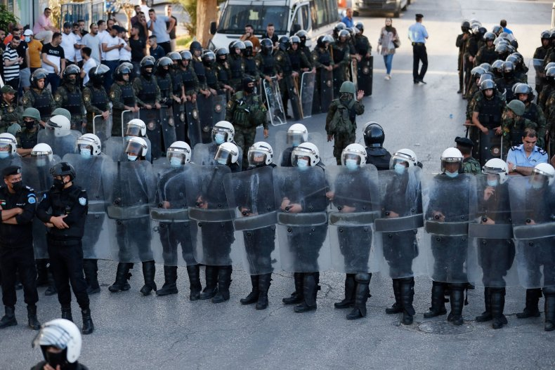 AHMAD GHARABLI/AFP via Getty Images