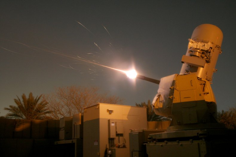US, Army, C-RAM, defense, system