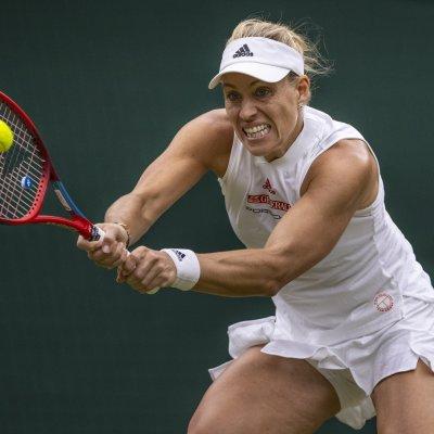 Angelique Kerber at Wimbledon