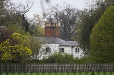 Harry and Meghans Frogmore Cottage Home