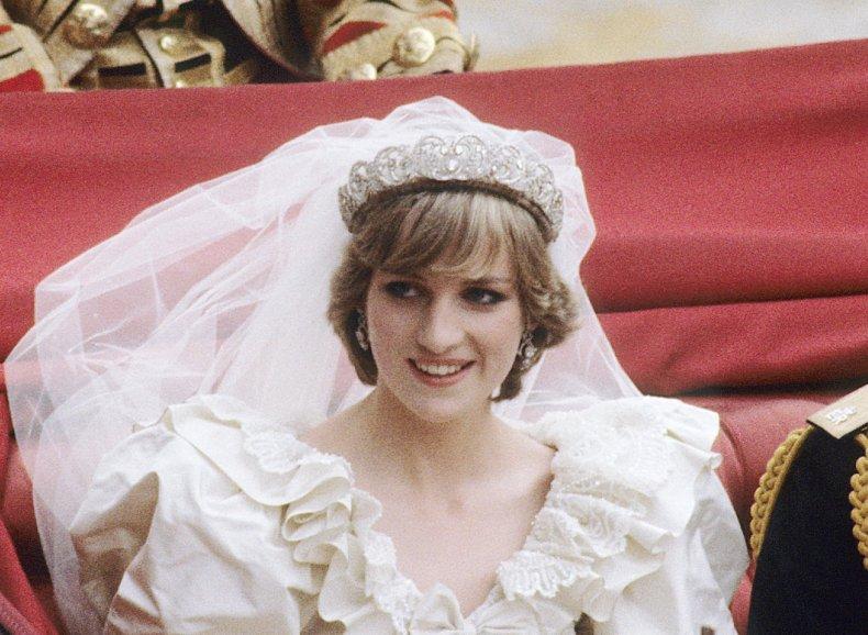 Princess Diana's Spencer Family Tiara