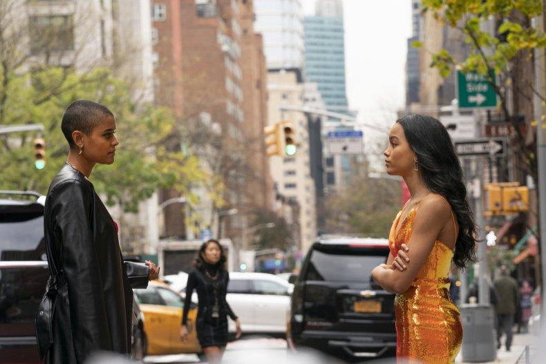 Zoya and Julian Gossip Girl