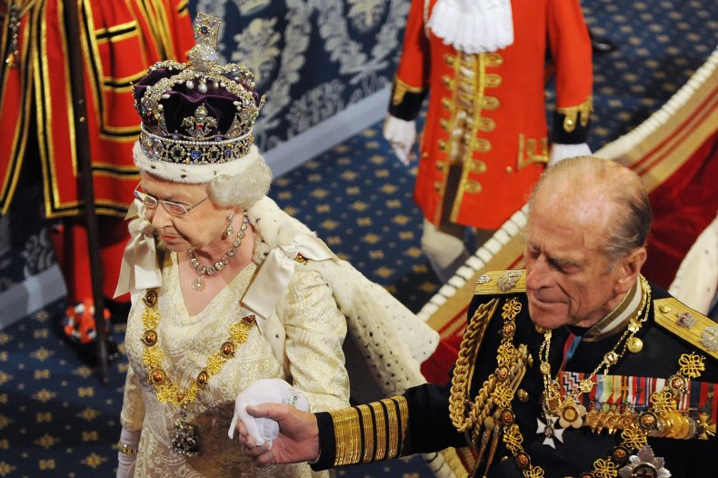 Queen Elizabeth's Imperial State Crown