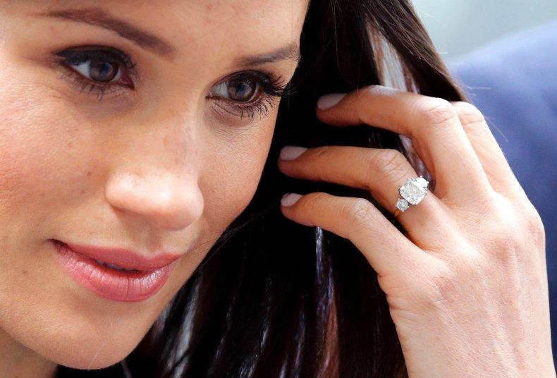 Meghan Markle's Original Engagement Ring