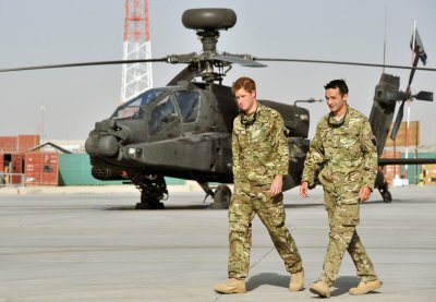 Prince Harrys Military Service in Afghanistan