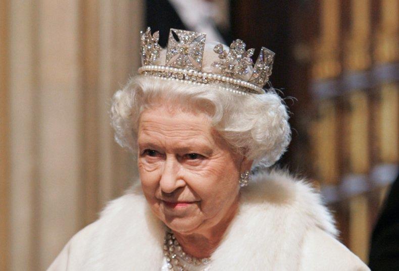 Queen Elizabeth II's State Diadem