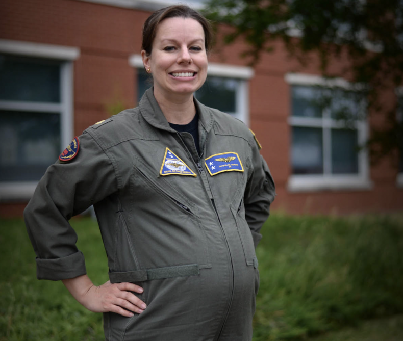 US Navy Maternity Flight Suit